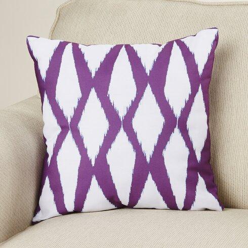 Hypoallergenic Throw Pillow Covers : Geometric Decorative Hypo Allergenic Throw Pillow & Reviews AllModern