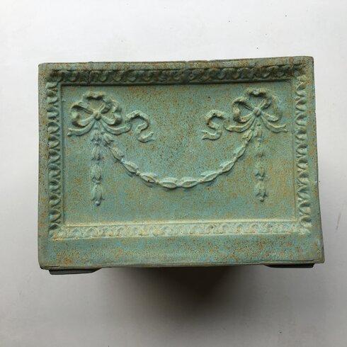 Adam Square Planter Box