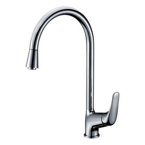 Single Handle Surface Mounted Monobloc Mixer Tap
