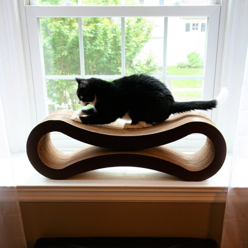 Ultimate Cat Scratcher Lounge & Bed