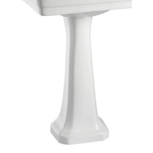 Edwardian 56cm Full Pedestal Basin