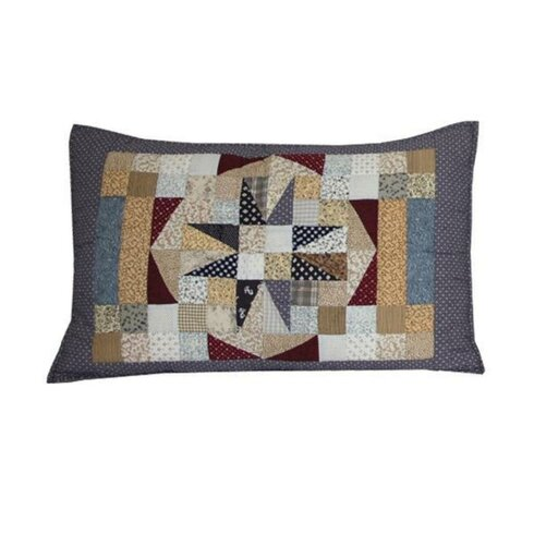 Midnight Star Pillow Sham