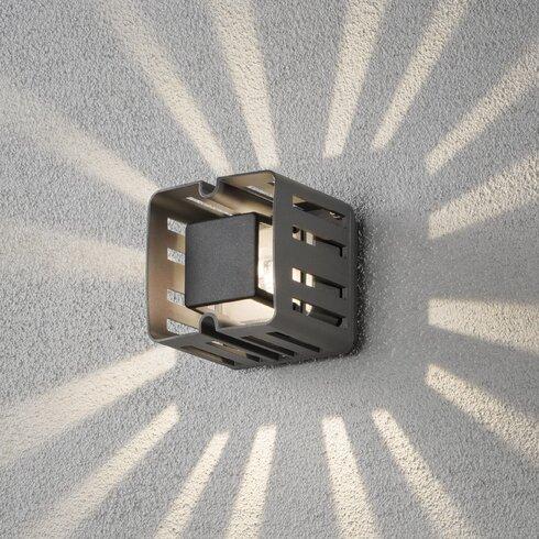 LED Wandleuchte 1-flammig Pescara