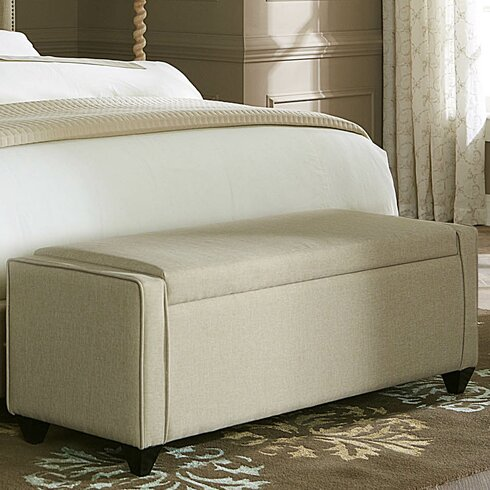 Liberty Furniture Upholstered Storage Bedroom Bench Reviews