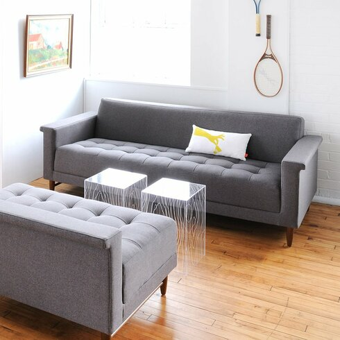 Harbord Sofa Amp Reviews Allmodern