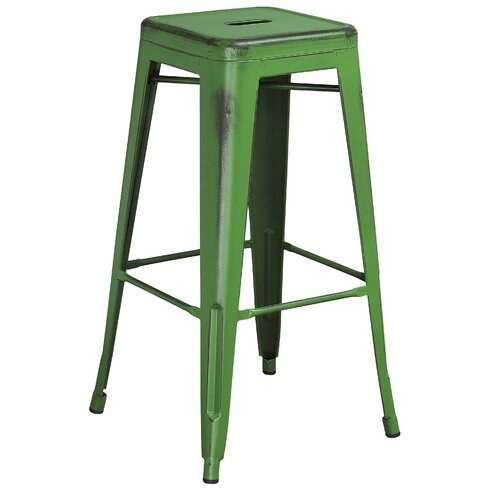 Barchetta 30 Quot Bar Stool Amp Reviews Allmodern