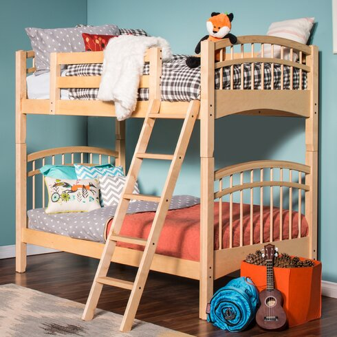epoch design mckenzie twin standard bed customizable