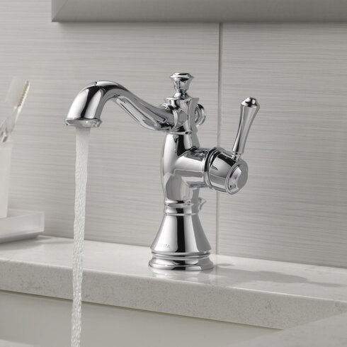 Delta Cassidy Single Handle Centerset Bathroom Faucet Reviews