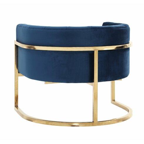 Denis Barrel Chair Amp Reviews Allmodern