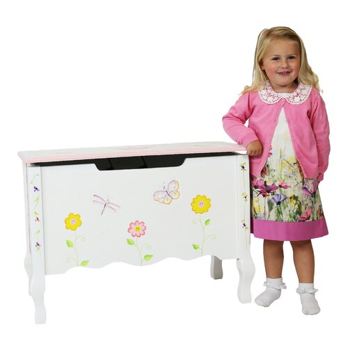 Princess and Frog Toy Chest