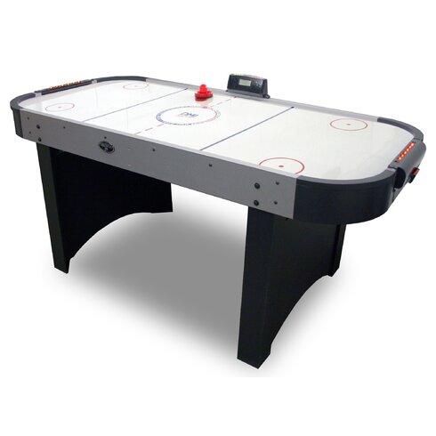 6' Air Hockey Table with Goal Flex 180