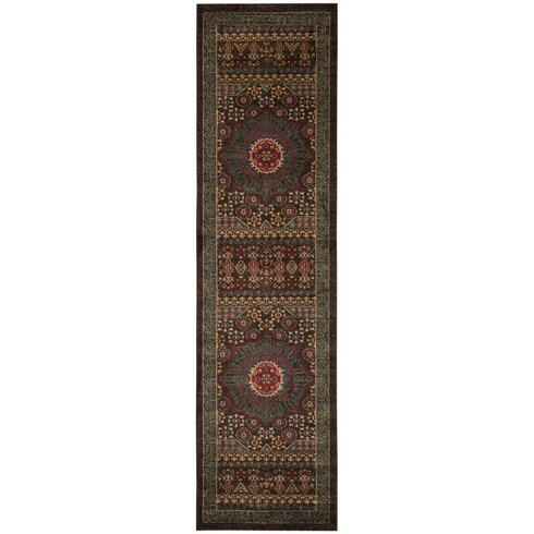 Darby Home Co Alto Blue Red Area Rug Amp Reviews Wayfair Ca