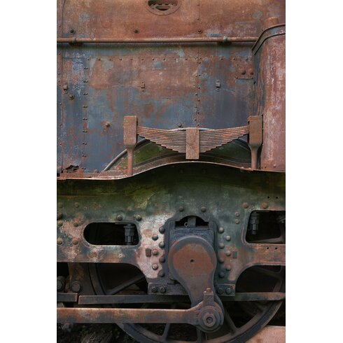'Locomotive 4' by Laurence David Framed Photographic Print