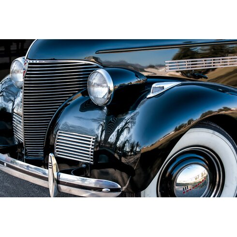 'Chevrolet' by Philippe David Framed  Photographic Print