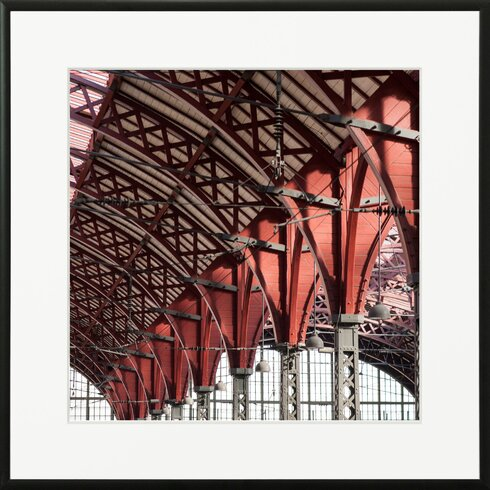 'Urban Geometry 2' by Philippe David Framed Photographic Print
