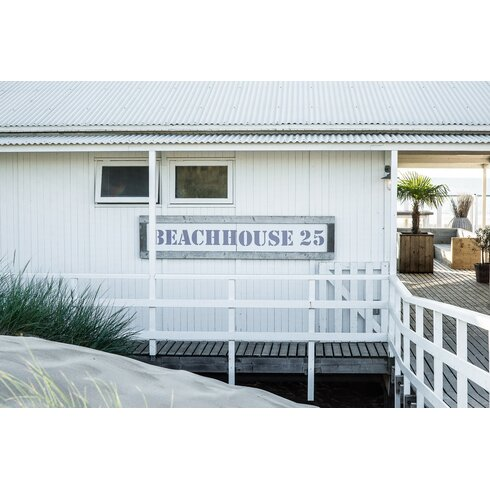 'Beach House' by Philippe David Framed Photographic Print