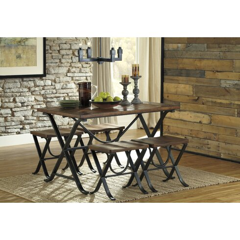 Loon Peak Jaden 5 Piece Dining SetReviewsWayfair