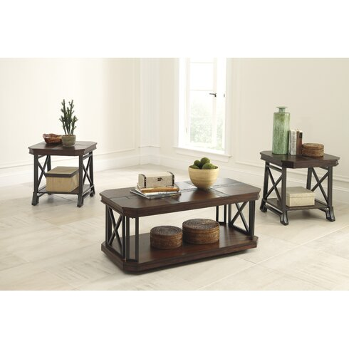 Loon Peak Jesus 3 Piece Coffee Table SetReviewsWayfair