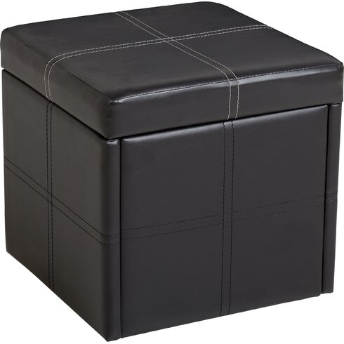Coleen Storage Ottoman - Riley Ave. Coleen Storage Ottoman & Reviews Wayfair.co.uk
