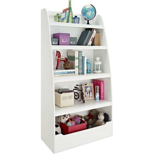 Besse Kids 4 Shelf 60 Bookcase