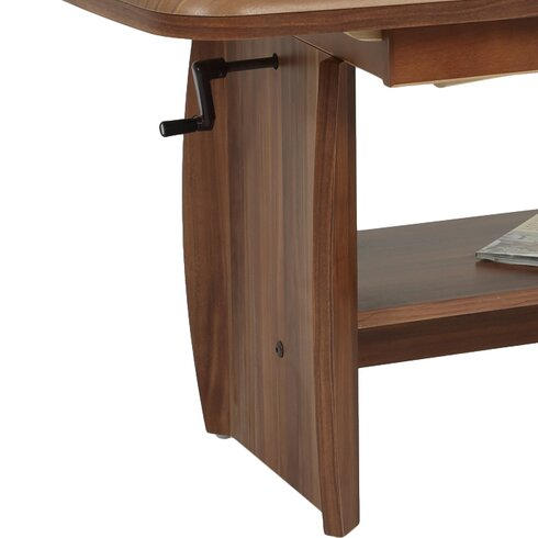 Dirk III Coffee Table with Storage