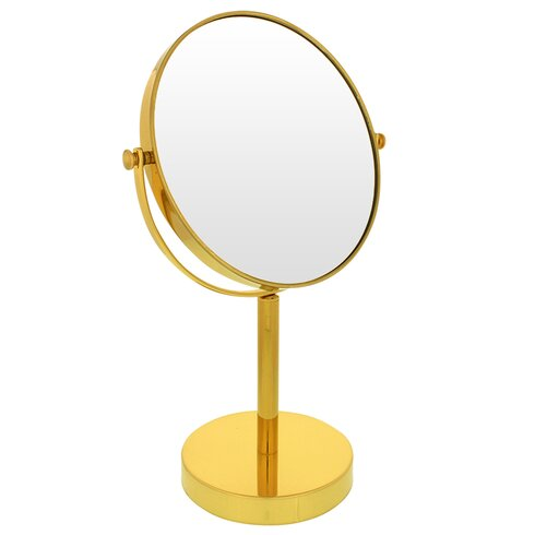 3x Magnifying Stand Mirror