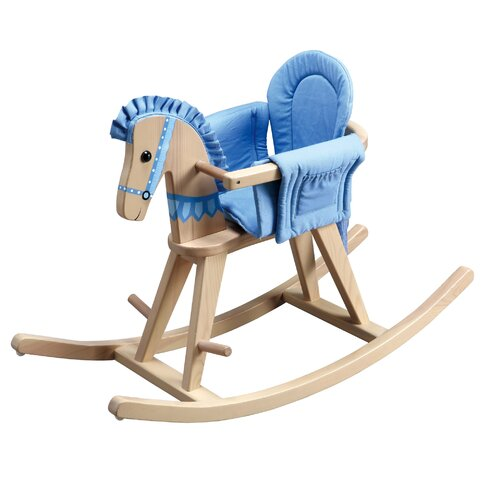 Safari Rocking Horse With Pad