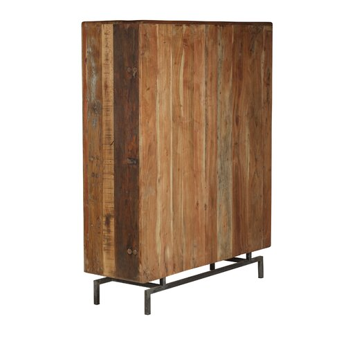 Design tree home indian 14 drawer accent chest for Accent tree for corner of house