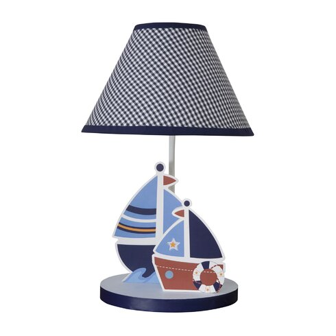 "Sail Away 12"" Table Lamp"