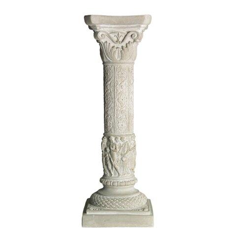Nine Muses Pedestal