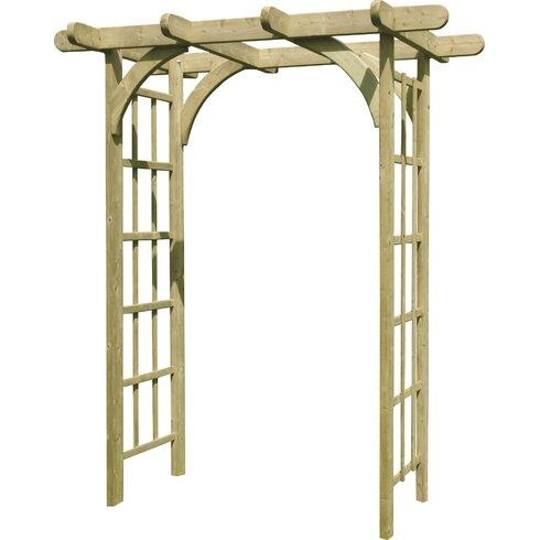 Triglav Rose Arch