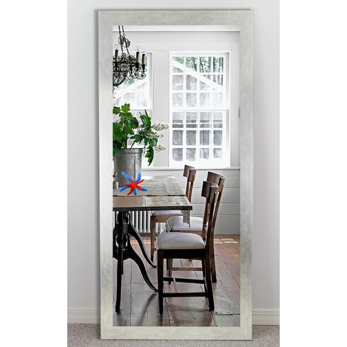 rectangle silver framed wall mirror - Design Wall Mirrors