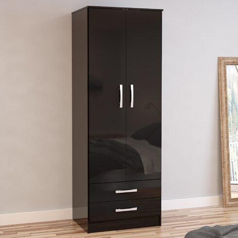 Macy 2 Door Wardrobe