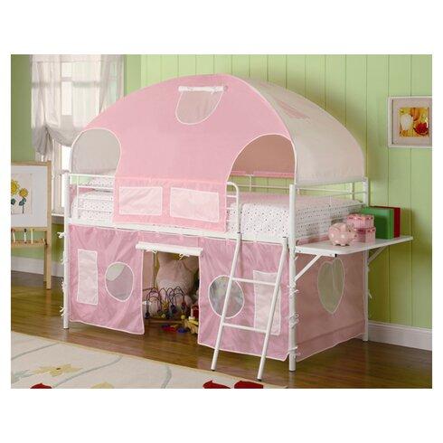 Zoomie Kids Victoria Twin Low Loft Bed Amp Reviews Wayfair