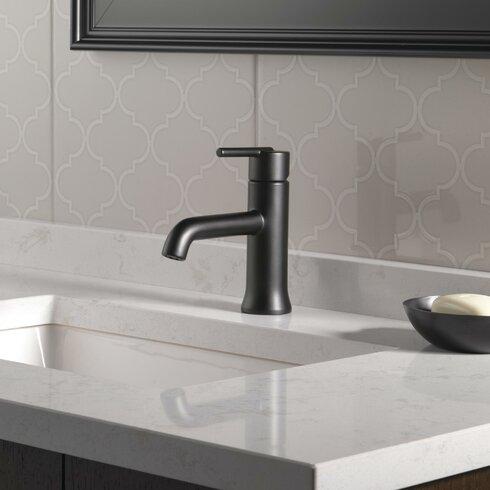 Delta Single Handle Bathroom Faucet & Reviews | Wayfair.ca