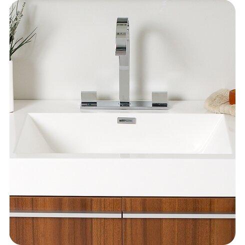 Fresca Senza Vista 36 Quot Single Bathroom Vanity Set With