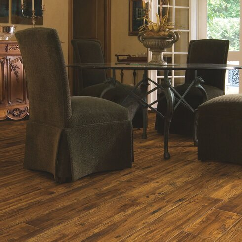 Gilbert 8 Solid Hickory Hardwood Flooring In Oasis