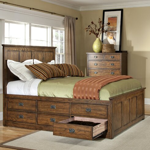 Imagio Home Oakhurst Panel Customizable Bedroom Set