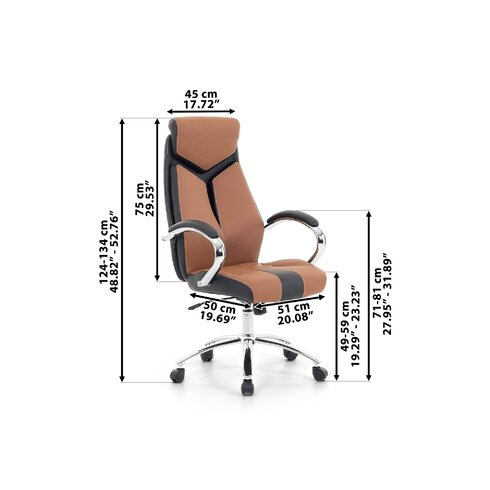 Farrah High-Back Executive Chair
