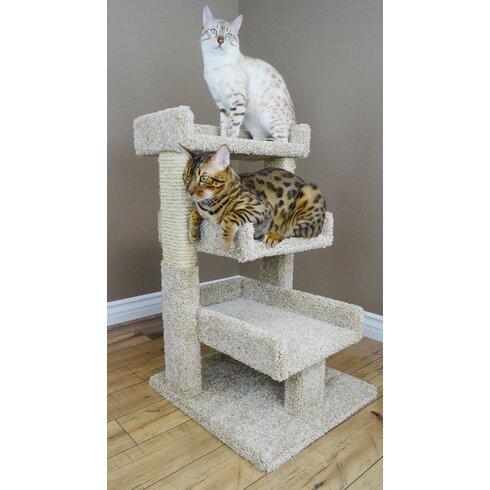 "32"" Premier Triple Cat Perch"
