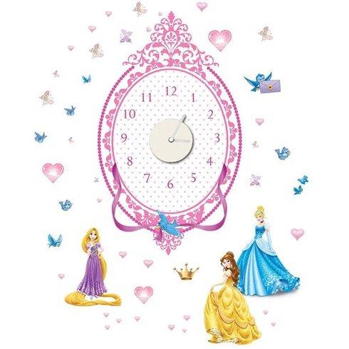 Princess Clock Sticker