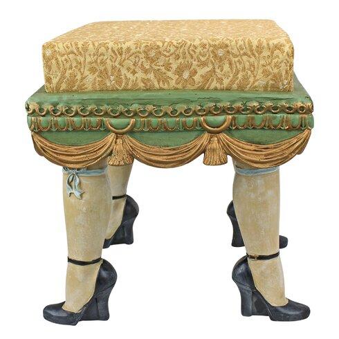 Rosalind wheeler dorton folies bergere boudoir stool for Boudoir stoel