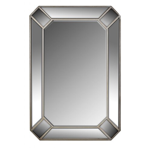 Museum Bevelled Edge Wall Mirror