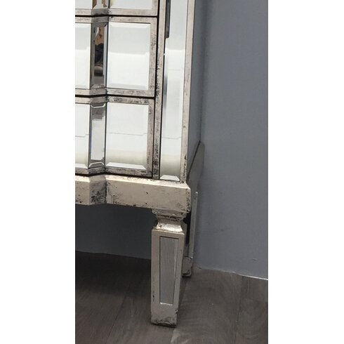 Ashbourne 6 Drawer Sideboard