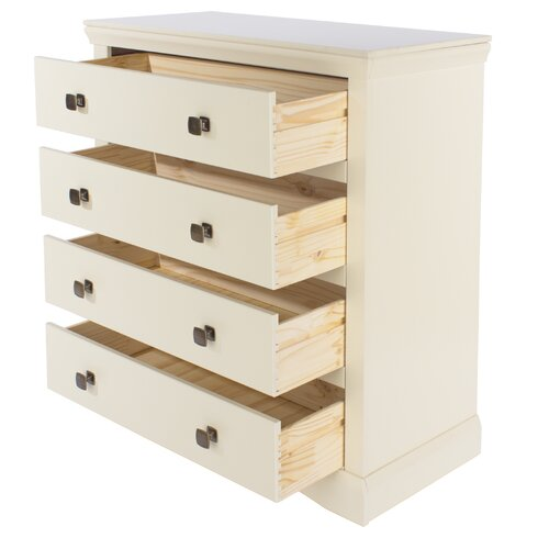 Woolton 4 Drawer Chest of Drawers