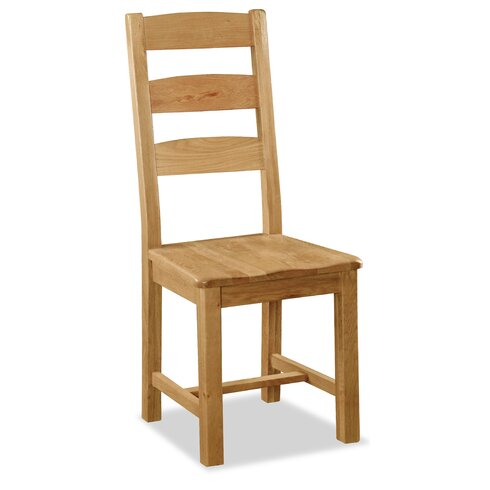 Benjamin Solid Oak Dining Chair
