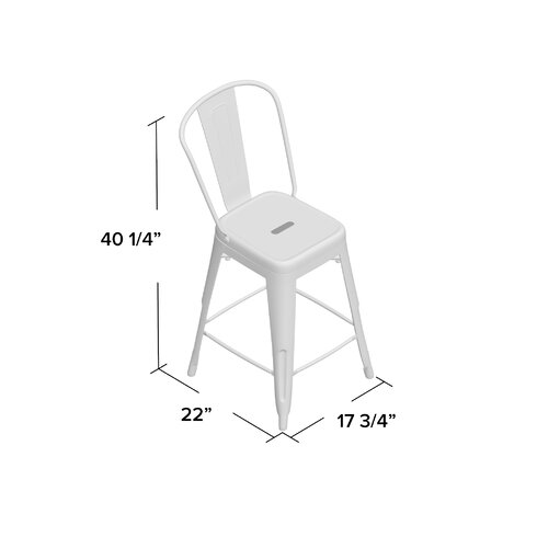 Trent Austin Design Dovercliff 24 25 Quot Bar Stool Amp Reviews