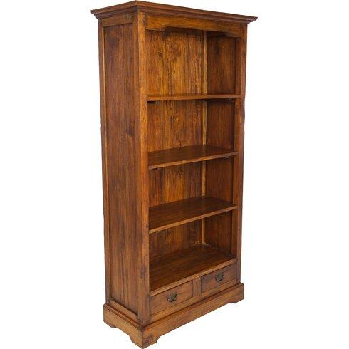 Sanabria Tall Wide 180cm Standard Bookcase