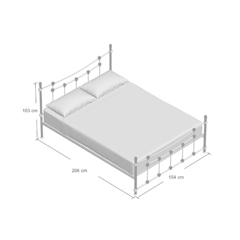 Johnny Bed Frame