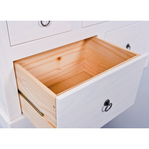 Swansea 9 Drawer Chest of Drawers
